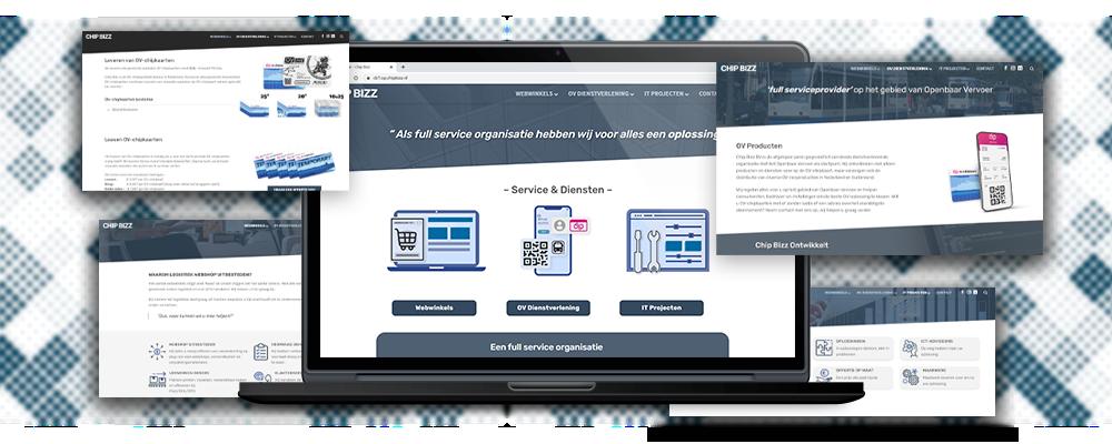 Nieuwe Chipbizz site